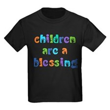 CHILDREN ARE A BLESSING T