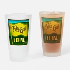 Golf is the Holy Grail Drinking Glass