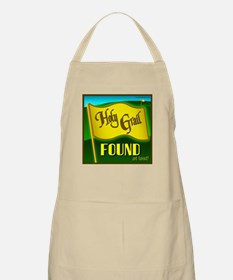 Golf is the Holy Grail Apron