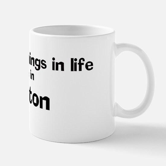 Easton: Best Things Mug