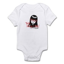 Talk Nerdy to Me Emily Infant Bodysuit