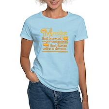 Princess Bride Mawidge Speech Women's T-Shirt