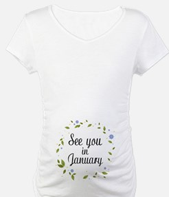 See You In January Shirt