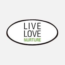 Live Love Nurture Patches
