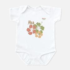 Ava Custom Infant Bodysuit