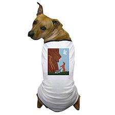 Dachshund And St. Francis Dog T-Shirt