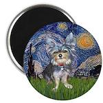 Starry-AussieTerrier2 Magnet