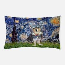 Starry-AussieTerrier2 Pillow Case