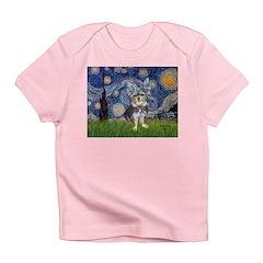 Starry-AussieTerrier2 Infant T-Shirt