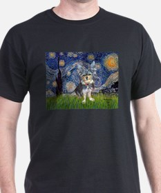 Starry-AussieTerrier2 T-Shirt