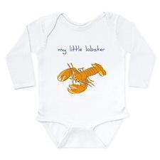 My Little Lobster Body Suit