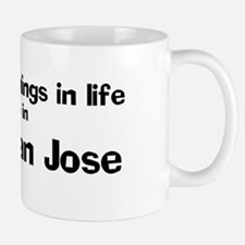 East San Jose: Best Things Mug