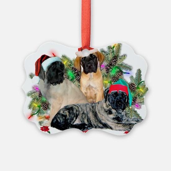 Christmas Presence Ornament