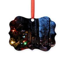 City Lights Christmas Ornament