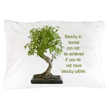Bonsai Beauty Pillow Case
