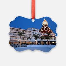 Hotel Del Coronado Ornament