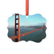 Golden Gate Bridge - SF Ornament20)