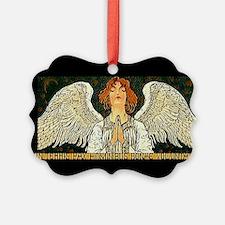 Pax Angel Ornament