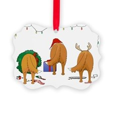 Toller Picture Ornament