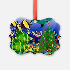 Dolphin Tree Ornament