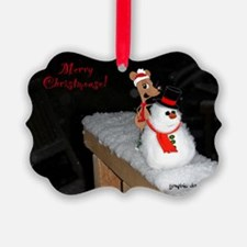 Merry Christmouse Ornament
