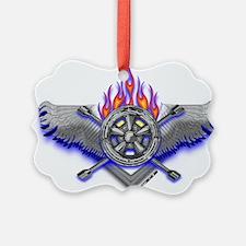 Chop Shop Ornament