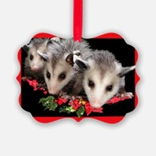 Christmas Critters Ornament