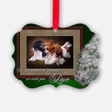 Cavaliers Christmas Ornament
