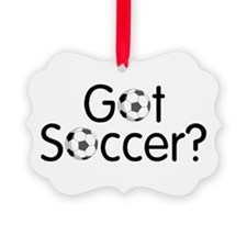Got Soccer? Ornament