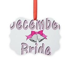 December Bride Ornament