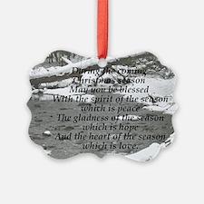 Christmas Season Blessings Ornament 20/Pk