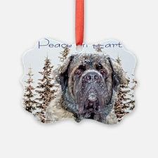 Peace on Earth2 Ornament