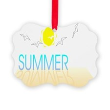 summer 2 Ornament