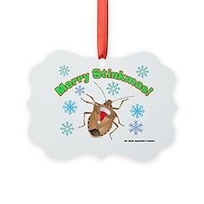 Stink Bug Ornament