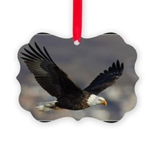 Flaps Down Ornament
