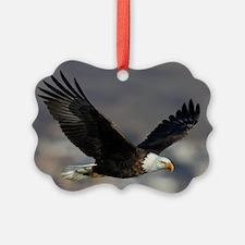 Flaps Down Ornament