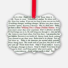 Happy Holiday's Recovery Slogans Card (20pk)