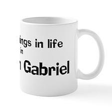East San Gabriel: Best Things Mug