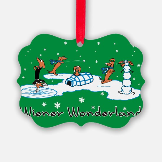 Wiener Wonderland 2010 Ornament