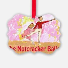 TheNutcracker Ballet Ornament