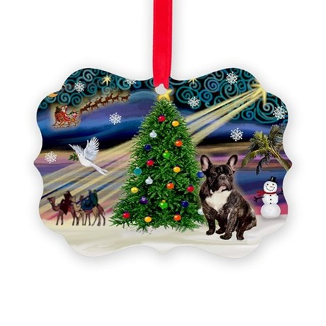 XmasMagic/French BD (br) Picture Ornament