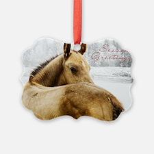 Christmas Foal Ornament