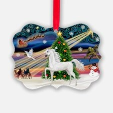 XmsMagic/Horse (Ar-W) Ornament