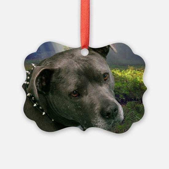 Cute Bull Ornament