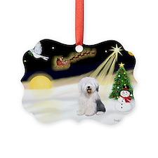 Night Flight/OES #2 Ornament
