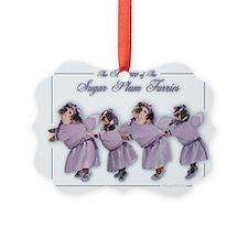 Sugar Plum Furries Ornament