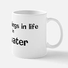 Bluewater: Best Things Mug