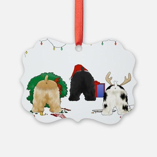 Cocker Spaniel Christmas Ornament