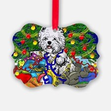 Unwrap the Magic Ornament