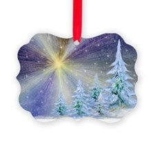 Blazing Star Ornament